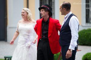 Prestigiatore per matrimoni